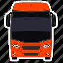 bus, luxury bus, transport, transportation, travel, vehicle