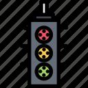 light, traffic
