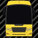 bus, luxury bus, school bus, transport