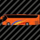 bus, luxury bus, motor coach, tour bus, tour coach, van