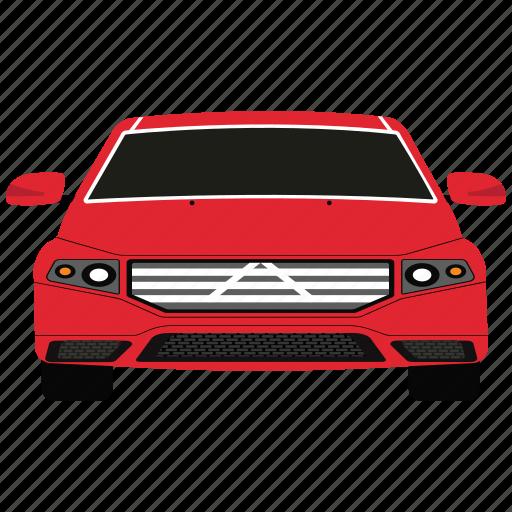 car, hatchback, luxury car, luxury vehicle, vehicle icon