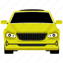 car, limo, luxury, vehicle icon