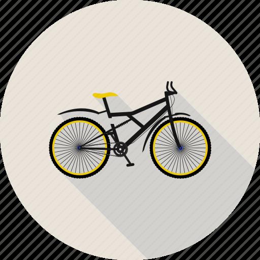 bicycle, bike, cycling, tour icon
