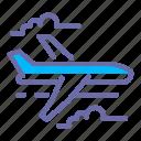 transportation, transport, logistic, cargo, airplane