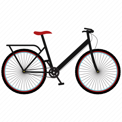 bicycle, bike, city, cycle, cycling, transport, transportation icon