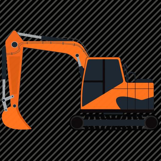 crane, equipment, machinery icon