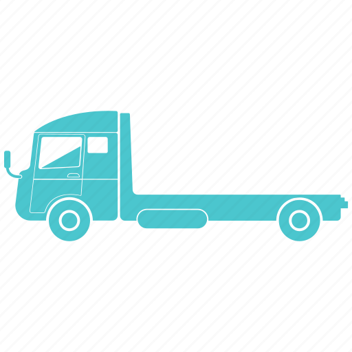 delivery, heavy, transportation, truck icon