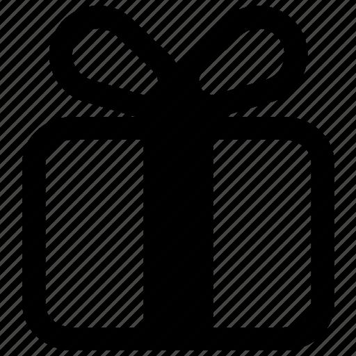 birthday, box, bundle, gift, package, present, xmas icon