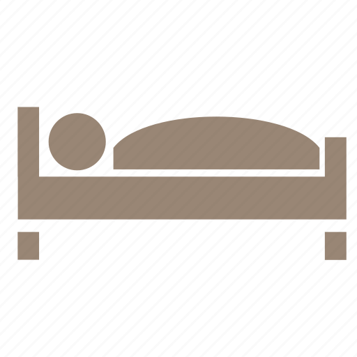 bed, care, hospital, rest icon