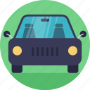 car, coupes, hatchback, transport, travel icon