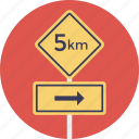 fingerpost, road sign, signpost, speed limit, traffic sign icon
