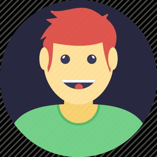avatar, businessman, businessperson, manager, person icon