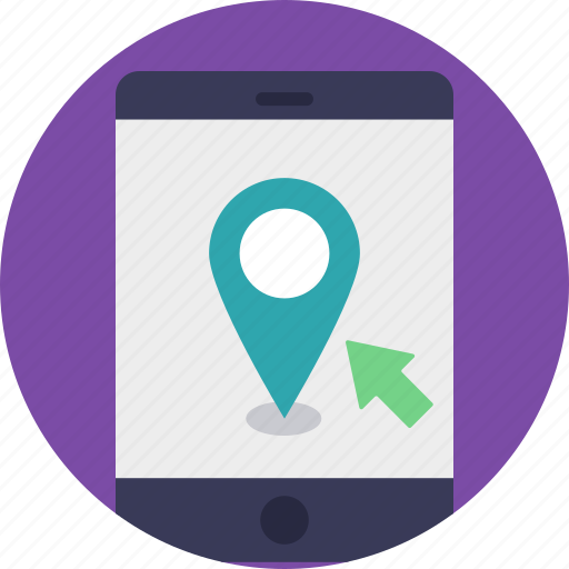 global positioning system, gps device, gps tracking, location tracker, online navigation icon