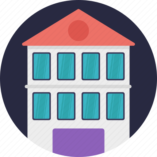 cabin, cottage, family house, house, villa icon
