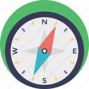 compass, directional, geography, gps, navigation icon