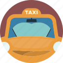 car, holiday, summer, taxi, travel icon