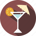 beverages, holiday, summer, travel, water icon
