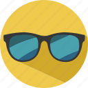 holiday, summer, sunglasses, travel, vacation icon