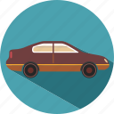 car, holiday, summer, travel, vacation icon