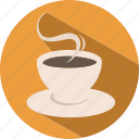 coffee, holiday, summer, travel, vacation icon