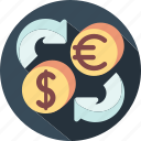 currency, holiday, money, summer, travel icon