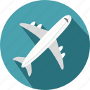 air, holiday, planes, summer, travel icon