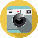 camera, holiday, summer, travel, vacation icon