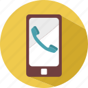 cellular phone, holiday, phone, summer, travel icon
