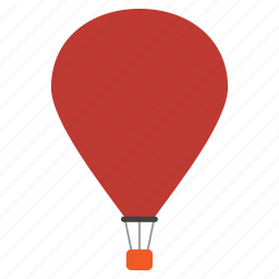 adventure, baloon, flight, fly, flying, hot air balloon, travel icon