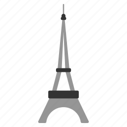 building, construction, eiffel tower, france, landmark, paris, sightseeing icon