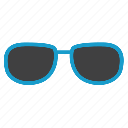 fashion, glass, protection, spectacles, sun glasses, ultraviolet, vision icon