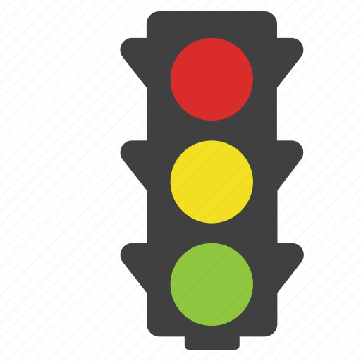 interrupt, regulate, road signs, semaphore, stop signal, traffic lights, transportation control icon