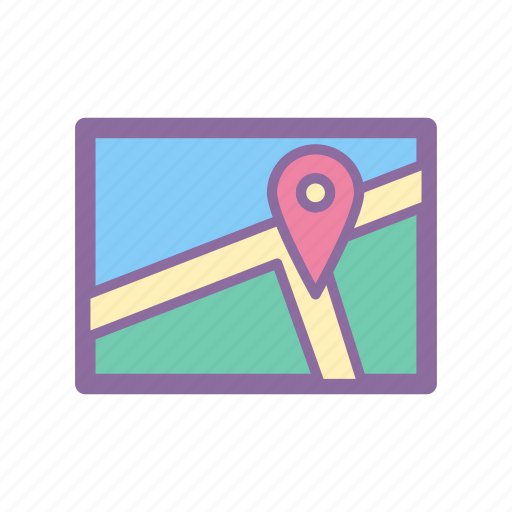 geo tag, google maps, gps, location, map icon