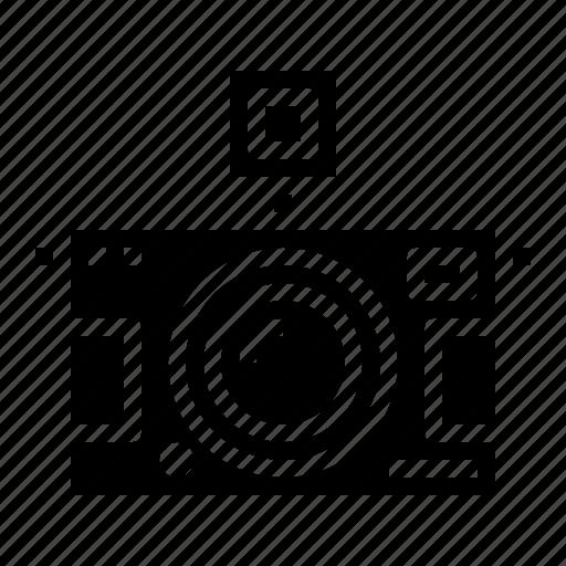 camera, digital, photo, photograph, picture icon