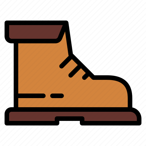 boots, fashion, footwear, outdoor icon