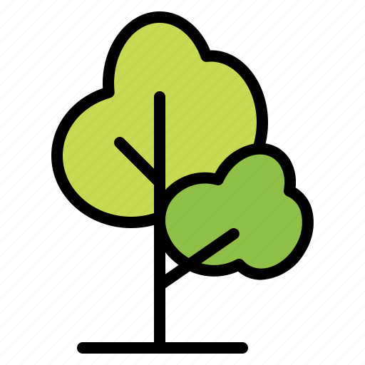 Forest, nature, tree, woods icon - Download on Iconfinder