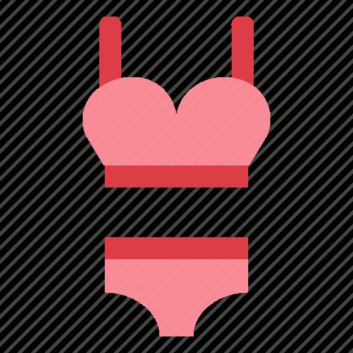 Bikini, holidays, sea, summertime icon - Download on Iconfinder