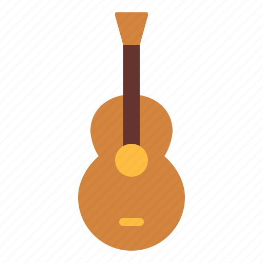 Acousticguitar, guitar, hobbieandfreetime, music icon - Download on Iconfinder