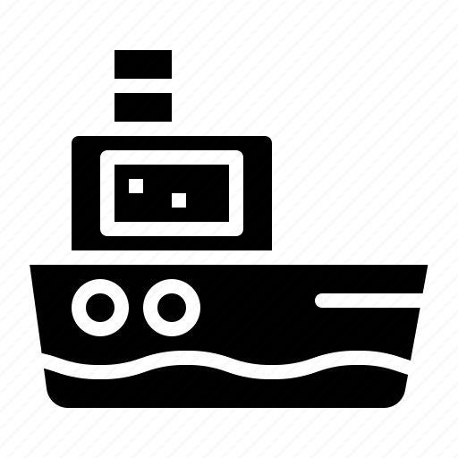 Boat, sea, ship, travel icon - Download on Iconfinder