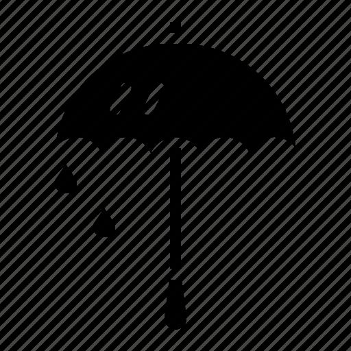 Rain, rainy, umbrella, weather icon - Download on Iconfinder