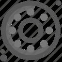 bus, engineering, equipment, products, rolinera, transportation, wheel icon