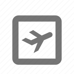airplane, holiday, plane, transportation, travel, vacation, vehicle icon