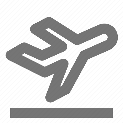 airplane, departure, holiday, plane, transportation, travel, vacation icon
