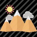 giza pyramid, egypt pyramids, pyramid, egypt, monument icon