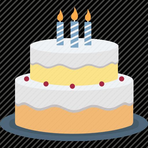 Phenomenal Bakery Birthday Cake Cake Food Sweet Food Icon Funny Birthday Cards Online Fluifree Goldxyz