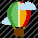 adventure, air balloon, holiday, travel, trip, vacation