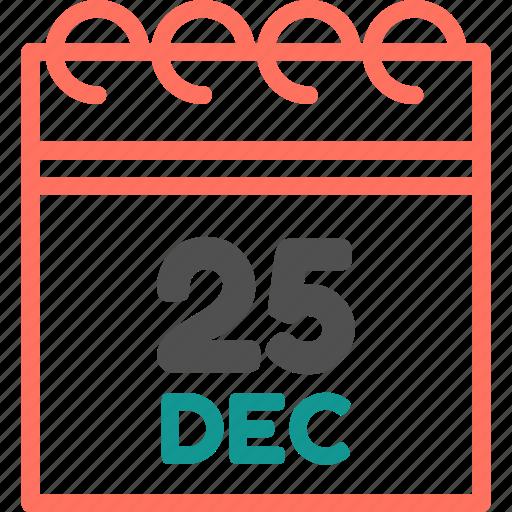 calendar, date, due, event, schedule icon