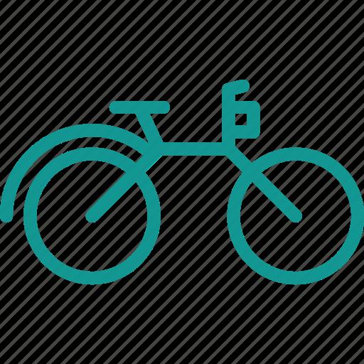 bicycle, bike, fun, recreation, travel, wheels icon