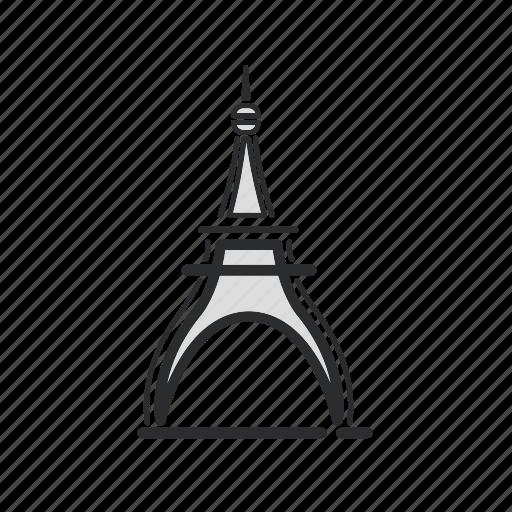 .svg, landmark, location, paris, place icon