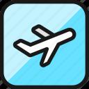 plane, trip
